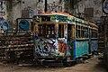 Tram 1995 sydneys last tram.JPG