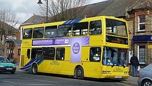 East Lancs Vyking - A Transdev Yellow Buses Vyking