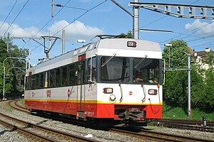 Transports Régionaux Neuchâtelois - 7 - 01