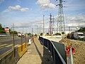 Travaux T8 - Epinay - branche epinay - Juillet 2012.jpg