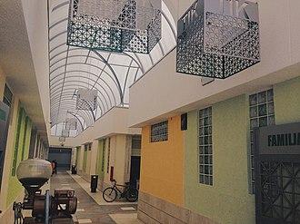 Kavajë - Indoor market