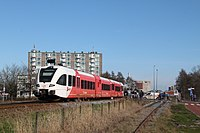 Treinstel Spurt Arriva Groningen.JPG