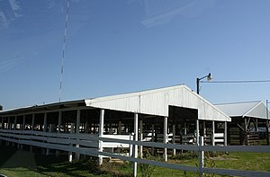 Trempealeau County, Wisconsin - Fairgrounds in Galesville