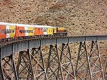 Tren a las nubes cruzando Viaducto la Polvorilla.jpg