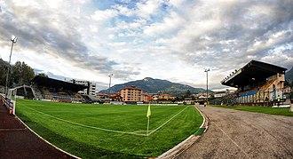 A.C. Trento S.C.S.D. - Stadio Briamasco in Trento