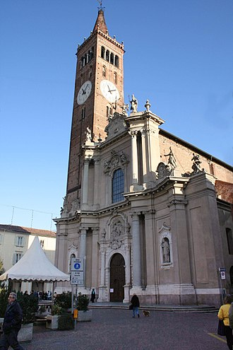 Treviglio - Basilica of San Martino.