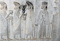 "Tribute Bearers on the Apadana Staircase 20 (Best Viewed Size ""Large"") (4688577403).jpg"