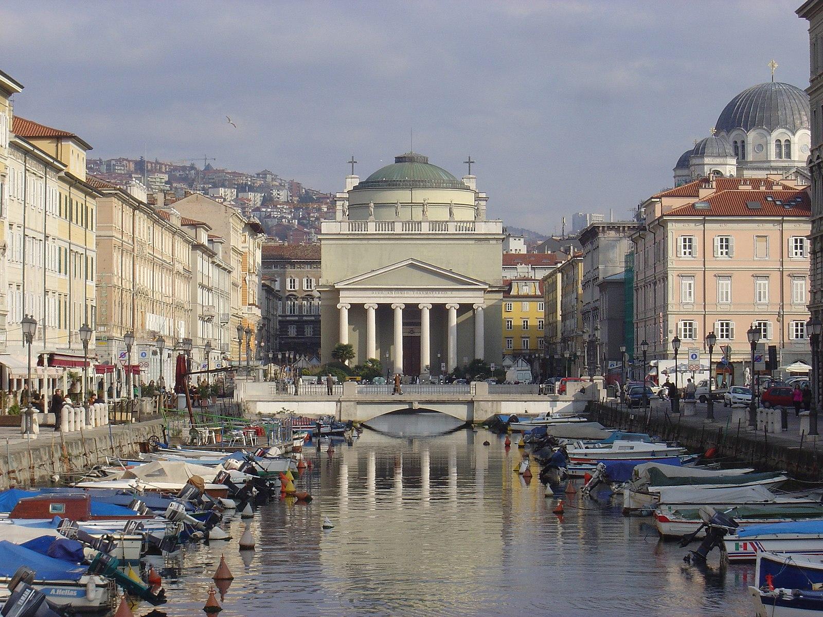 всего, триест италия фото города карта раскладе