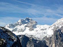 Il Monte Tricorno (Triglav)