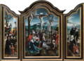 Triptych with the Crucifixion, Saints and Donors (SM lg74).png