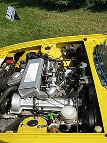 Triumph V8 - Wikipedia