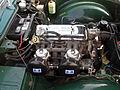Triumph TR4A 2138cc U.S. engine.JPG