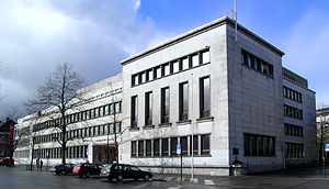Sør-Trøndelag District Court - Headquarters.