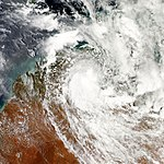Tropical Low 2U jan 5 2010.jpg