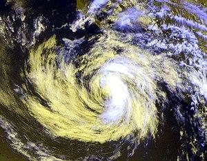 2000 Pacific hurricane season - Image: Tropical Storm Bud 2000