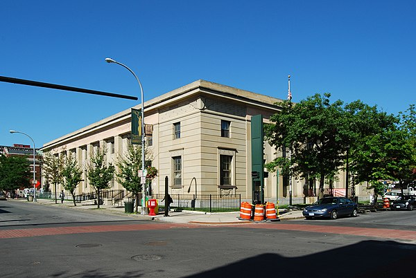 Troy (NY) United States  City new picture : ... troy new york the u s post office in troy new york united states is