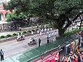 Tsim Sha Tsui - 2008 Summer Olympics torch relay in Hong Kong - 2008-05-02 10h38m06s SN207069.jpg