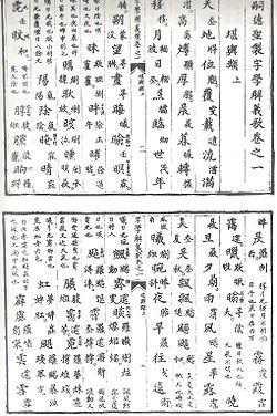 Chữ Nôm - Wikipedia