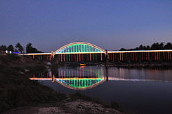 Tunga Bridge with Lightings.JPG