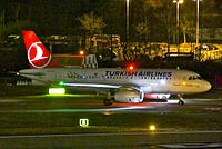 TC-JLV - A319 - Turkish Airlines