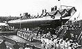 Turkish submarine Yildiray launching.jpg