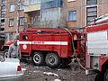 Tushenie podvala Naberezhnaya 54a, Koryazhma 8.04.2010 (32).JPG