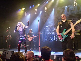 Twisted Sister - Twisted Sister in Sweden in 2007