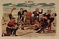 Uña por uña y diente por diente, de Demócrito, El Motín, 160 de octubre de 1881.jpg