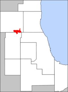 Algonquin, Illinois Village in Illinois, United States
