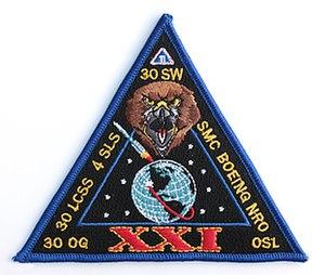 USA-193 - USA-193 (NROL-21) launch patch