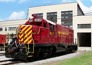 Fort Eustis - Fort Eustis Military Railroad