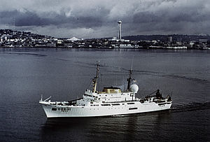 NOAAS Oceanographer (R 101) - NOAAS Oceanographer (R 101)