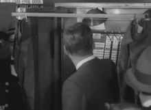 File:USG-1-W Excerpt - John F. Kennedy and Jacqueline Kennedy vote on Election Day.webm