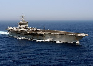 USS Enterprise (CVN-65) underway in the Atlantic Ocean on 14 June 2004 (040614-N-0119G-020).jpg
