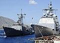USS Klakring (FFG-42) and USS Anzio (CG-68).jpg