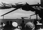 USS Langley (AV-3) being abandoned south of Java on 27 February 1942 (NH 92472).jpg