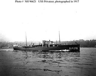 USS <i>Privateer</i> (SP-179)