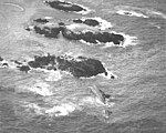 USS Worden (DD-352) capsized and broken in two off Amchitka in January 1943.jpg