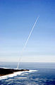 US Navy 021121-N-0000X-001 Aries ballistic missile target launch.jpg