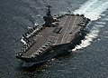 US Navy 050322-N-4308O-171 The Nimitz-class aircraft carrier USS Harry S. Truman (CVN 75) navigates the open waters of the Persian Gulf.jpg