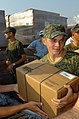 US Navy 080822-M-3376J-002 Georgian soldiers, working hand in hand with U.S. Soldiers, are assisting the delivery of humanitarian assistance supplies to the people of the Republic of Georgia.jpg