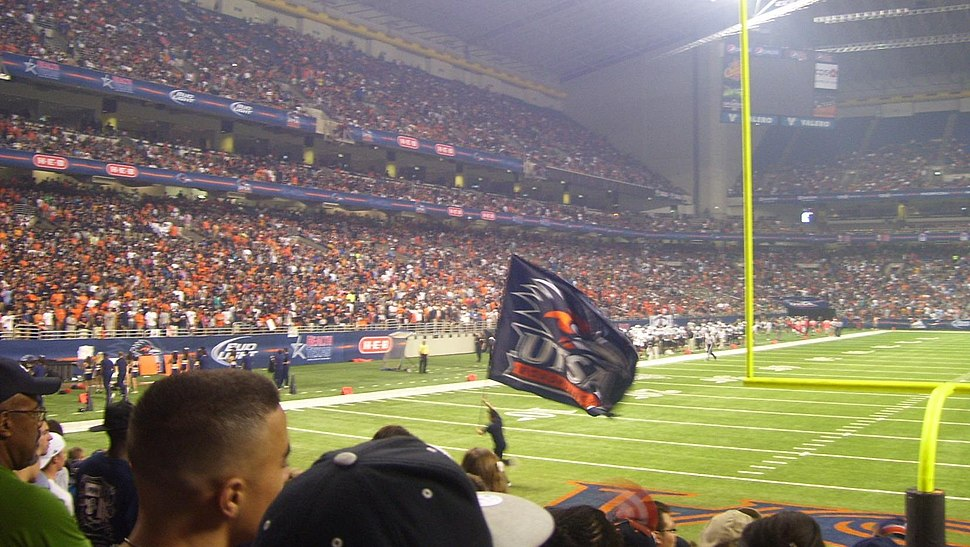 UTSA Inaugural Football Game