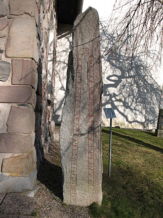 England runestones - Side C of U 539.
