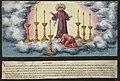 Ugsburger Wunderzeichenbuch — Folio 172, Vision of the Seven Candlesticks.jpg