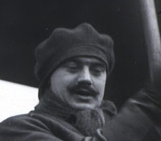 Chief of the Royal Danish Air Force - Image: Ulrik Birch in airplane Holger Damgaard (cropped)