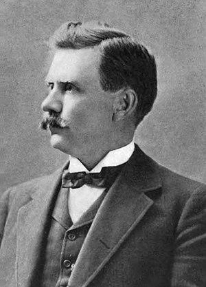Ulysses S. Webb - Image: Ulysses Sigel Webb 1903
