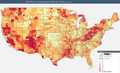 Unemployment by county in the United States.png