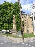 Union Monument in Vanceburg 2