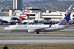 United Airlines, Boeing 737-824(WL), N36247 - LAX (18375922509).jpg