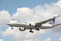 N219UA - B772 - United Airlines